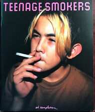 """""""Teenage Smokers"""" Photo Ed Templeton, FIRST EDITION 1999, Rare OOP Catalogue VF"""