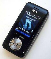 LG Chocolate VX8550 Verizon BLACK Cell Phone vx-8550 VCast text slider MP3 3G