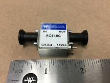 (1 Pc) Teledyne Microwave Solutions Ac548C Amplifier