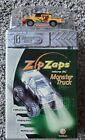 RARE!! DRAGON SLAYER MONSTER TRUCK Radio Shack ZIP ZAPS MICRO RC 4WD Car Toy