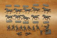 1/72 French Cuirassiers Napoleonic Esci italeri airfix zvezda revell strelets