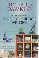 SCIENCE , OXFORD BOOK OF MODERN SCIENCE WRITING by RICHARD DAWKINS