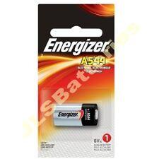 3 x Energizer A544 4LR44 28A Batteries L1325 PX28A V4034PX