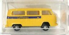 VW Bus T2 Modell - Brekina 1:87 H0 - Lufthansa - NEU