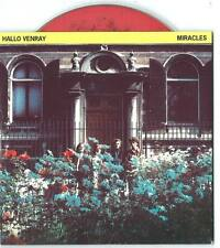 HALLO VENRAY Miracles-If I Were You 2 TR CARDslv CD single