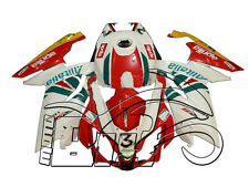 CARENE ABS APRILIA RS 125 07/10 DESIGN ALITALIA WHITE NUOVE