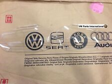 VW Golf MK4 GTI R32 Headlight Protectors Headlamp Guard Genuine New OEM VW Parts