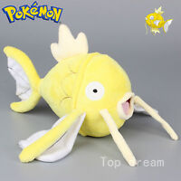 New PK Magikarp Yellow Soft Plush Toy Stuffed Doll 20cm 8'' Teddy Kids Gift