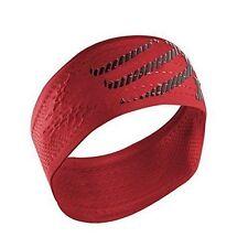 Compressport CSI Headband Red Running Sport Fitness Stirnband rot