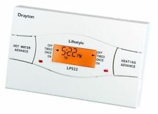 Drayton lp522 5day / 2day electronic programmer