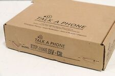 New Talk-A-Phone Etp-100Ebv-Cr Emergency Call Box Telephone