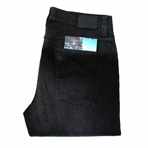 Nudie Jeans Lean Dean Black Changes Slim Fit 169 GBP Herren Jeans IN Größe 34/34