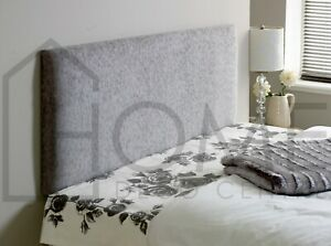 "PLAIN CHENILLE HEADBOARD 20"" various size and colours available"