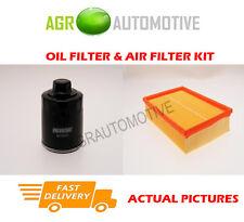 Essence service kit huile filtre à air pour skoda cube 1.6 75 bhp 1998-01
