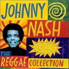 Johnny Nash = Reggae Collection (Epic/Legacy) CD 21 Tracks