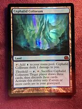 Cephalid Coliseum FOIL   FTV   VO -  MTG Magic (NM)