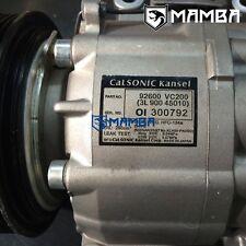 New Direct Fit AC A/C Compressor  W/Clutch For Nissan X-Trail 92600-VC200/AU000