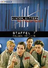 "HINTER GITTERN DER FRAUENKNAST ""STAFFEL 7"" 6 DVD NEU"