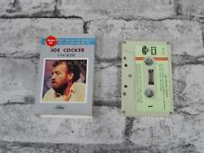 JOE COCKER - Cocker / Cassette Album Tape / EMI Capitol / Korea Issue /Best/1311