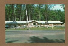 Iron Mountain,MI Michigan, Bambi Park Motel, 16 units used 1963