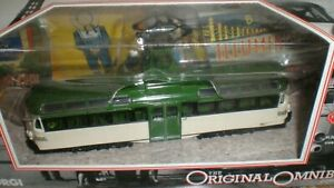 Corgi 44002 Blackpool Tram Brush Railcoach