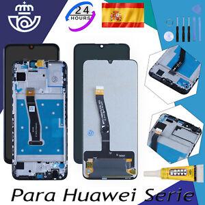 Pantalla LCD Display Tactil para Huawei P Smart/Mate 20/P30/P20 Lite/Y6 Negro