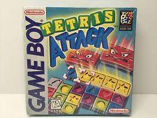 Tetris Attack Nintendo Game Boy, 1996 Brand New Sealed