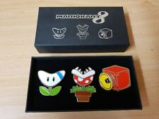 MARIO KART 8 BADGE GOODIES CLUB NINTENDO