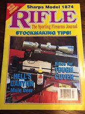 Rifle Magazine for Shooters July August 1995 Past Issue PP