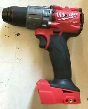 MILWAUKEE 2804-20 M18 FUEL Brushless 1/2 Inch Hammer Drill/Driver, GDM