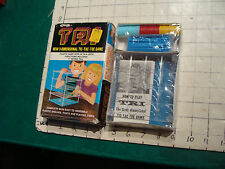 SEALED---TRI--3-d tic-tac-toe game purchased 1973
