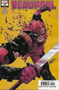 Deadpool Comic 12 Cover A First Print 2019 Skottie Young Scott Hepburn Marvel .