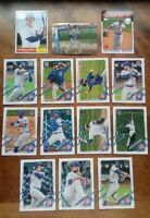 2021 Topps Chicago Cubs Team Set + Anthony Rizzo 70 Years of, 1986, Chrome 2020
