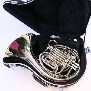 Holton Model H179 'Farkas' Professional Double French Horn MINT CONDITION
