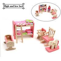 3pcs//set 1:12 Dollhouse Miniature Garden Tools Pretend Kids Play Toys Gift Hc