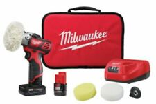 Milwaukee 2438-22X M12 Variable Speed Polisher Sander Kit NEW!