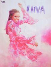 LINA LARISSA STRAHL - A2 Poster (XL - 42 x 55 cm) - EGO Clippings Sammlung NEU