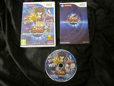 WII : YU-GI-OH! 5D'S MASTER OF THE CARDS - Completo, ITA ! Compatibile Wii U