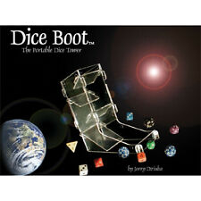 Dice Towers and Trays Dice Boot (Revised Clamshell Packaging)
