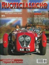 Ruoteclassiche del 1998 : + I Signori del Volante - Opel 8/14, Spider Inglesi,