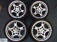 """Genuine Porsche 911 997 Nokian 19 """" New Alloy Wheels 235 35 295 R19 Summer"""