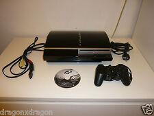 Sony PlayStation 3 / PS3 500GB, inkl. Spiel, 2 Jahre Garantie