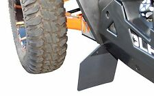Polaris RZR XP 1000 and Turbo trailing arm roost flaps