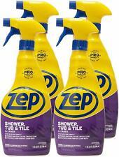 Zep Shower Tub & Tile Cleaner 32 Oz Zustt32Pf4 (Case of 4)