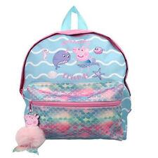 Peppa Pig Sirena amigos maravillosa Mini Roxy mochila guardería