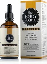 Pure Argan Oil 100% Organic - Cold Pressed, Filtered And Unroasted - For The In