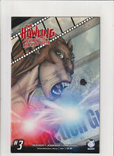 The Howling: Revenge of the Werewolf Queen #3 NM- 9.2 SGP Comics 2017