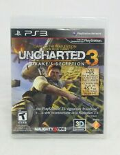 Uncharted 3: Drake's Deception -- Game of the Year Edition NEW