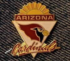 Arizona Cardinals Pin ~ NFL ~ Football ~ Official Licensed by Peter David Inc.