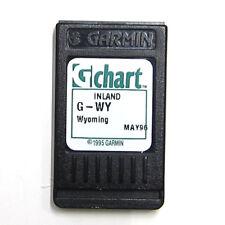 Garmin G-Chart Inland Wyoming Data Card